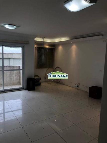 Apartamento Com 2 Dormitórios Para Alugar, 78 M² Por R$ 1.700,00/mês - Vila Rosália - Guarulhos/sp - Ap2017