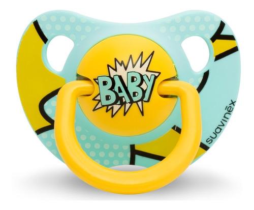 Imagen 1 de 1 de Chupete Baby Art +18m Anat Silic - Tienda Oficial Suavinex