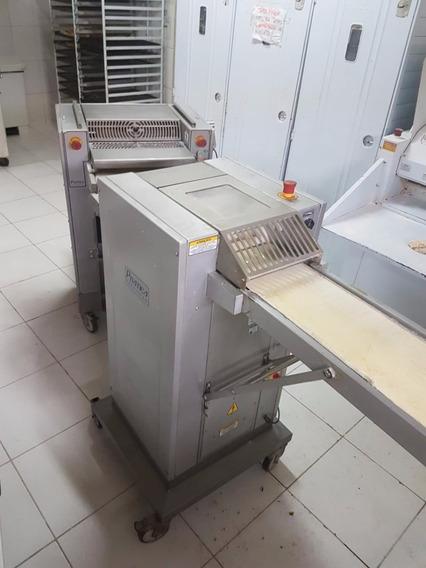 Maquina Divisora E Modeladora Volumétrica De Pão.(pratica)