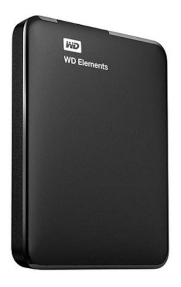 Hd Externo 4tb Usb 3.0 2,5 Elements Western Digital 2451