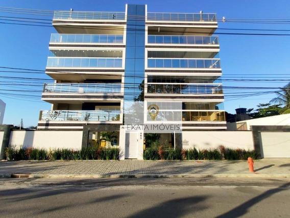 Apartamentos Alto Padrão No Coração De Costazul. - Ap0226