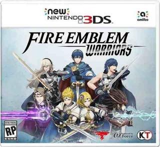 Juego Nintendo 3ds Fire Emblem Warriors