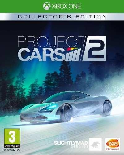 Project Cars 2 Edição Deluxe Xbox One Offline