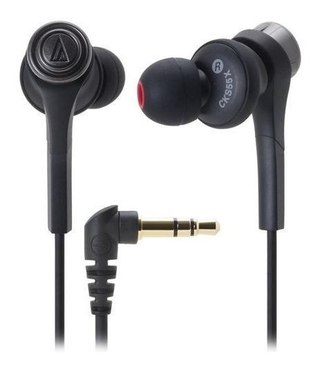 Fone Audio Technica Cks55x Grave Supreendente