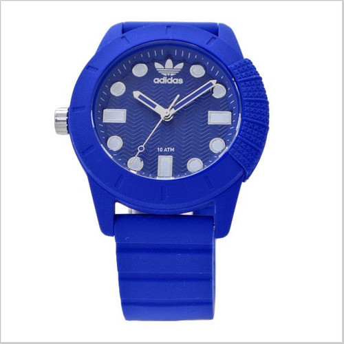 Persona a cargo Frase testimonio  Reloj adidas De Hombre Adh 3103 Azul De Silicona Original | Mercado Libre