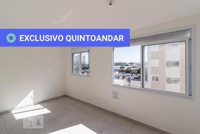 Apartamento No 6º Andar Mobiliado Com 1 Dormitório - Id: 892929950 - 229950
