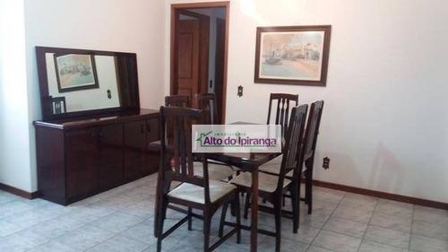 Apartamento Com 2 Dormitórios À Venda, 85 M² Por R$ 429.000,00 - Vila Gumercindo - São Paulo/sp - Ap2302