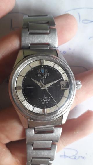 Relógio Orient - 3a(aaa) - Automático - Antigo - Raro - R499