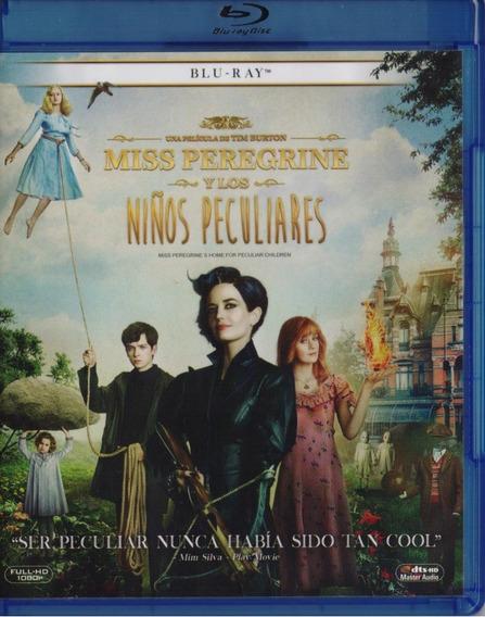 Miss Peregrine Y Los Niños Peculiares 2016 Pelicula Blu-ray