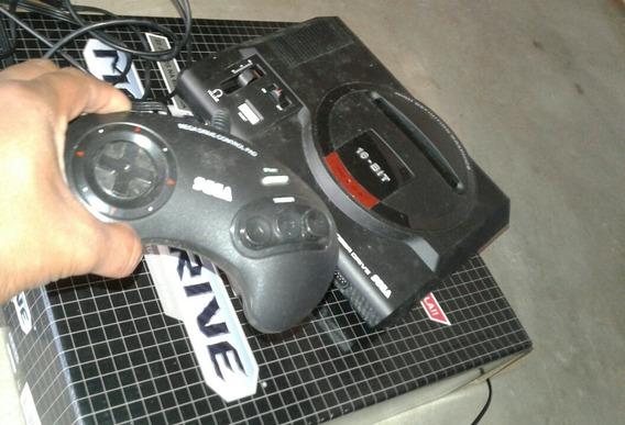 Mega Drive 22 Jogos Na Memória Efeito Gráfico Efeito Sonoro,