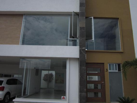 Casa En Venta En Fracc. Ambar San Andres Cholula