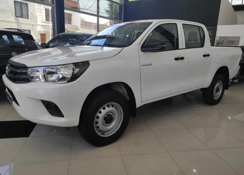 Toyota Hilux Dx Doble Cabina 4x2  0 Km Adjudicada!