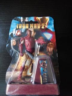 Iron Man Marvel Figura De Colección Crazy Toys
