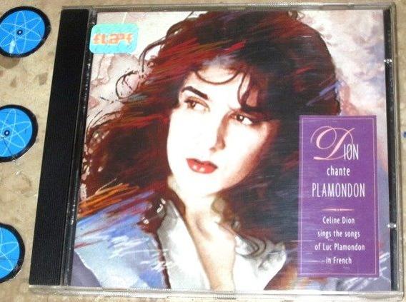 Cd Celine Dion - Chante Plamondon (1991)