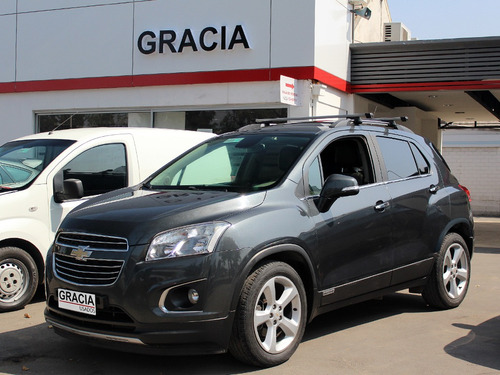 Chevrolet Tracker 1.8 Lt Mt 2016