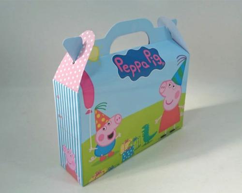 Peppa Pig - Cajitas (pack X30)