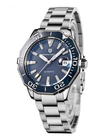 Reloj Pagani Design Aquaracer Pd-1617 Automatico (seagull)