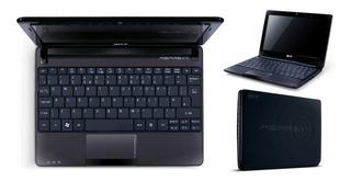 Netbook 10 Pulgadas Acer Black Consulte Por Envios Gratis
