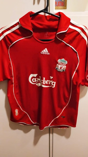 Camisa Liverpool adidas Infantil