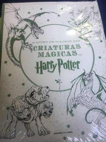 Livro De Colorir - Harry Potter