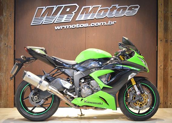 Ninja Zx-6r 636cc