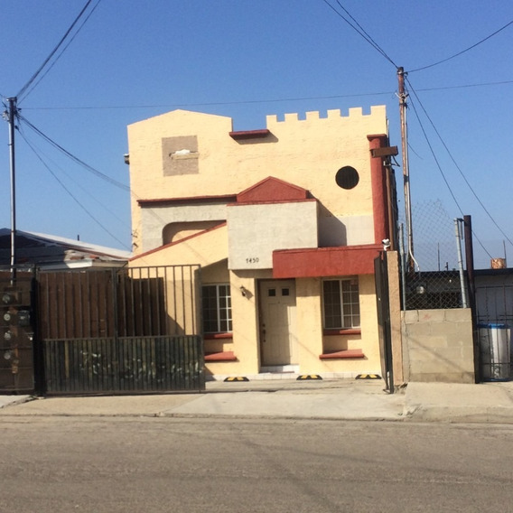 Casa En Renta En Tijuana Zona Centro Av. Aldama