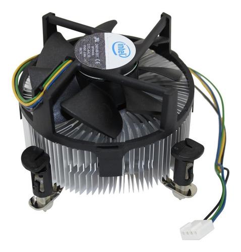 Fan Cooler Disipador Y Ventilador Para Intel Socket Lga 775
