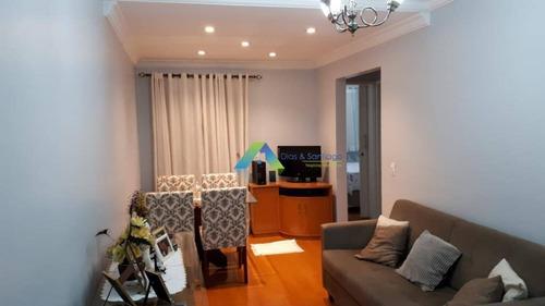 Lindo Apartamento Todo Reformado 2 Dormitórios, 2 Vagas,lazer Completo Localização Privilegiada. - Ap4620
