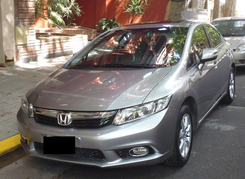 Honda Civic 1.8 Exs Mt Service Oficiales En 2015 Y 2016