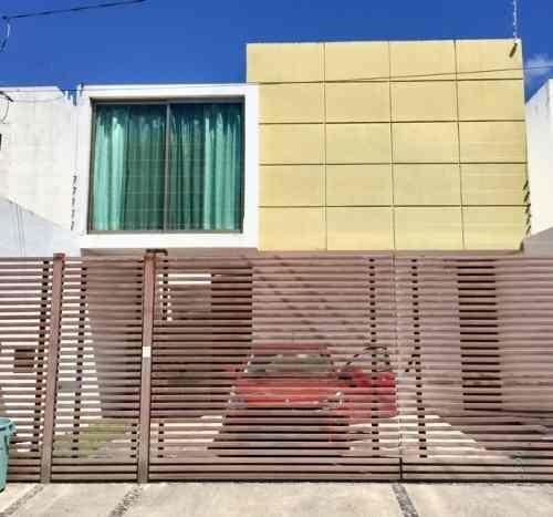 Bonita Casa En Fraccionamiento Pamica Sm 503