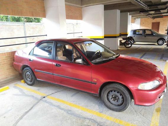 Honda Civic Civic Modelo 95