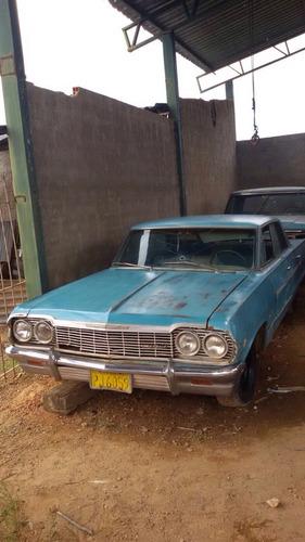 Chevrolet/gm Impala V8 4 Portas Sem Coluna