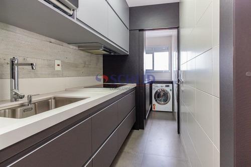 Imagem 1 de 15 de Apartamento A Venda No Brooklin  - Mr74638