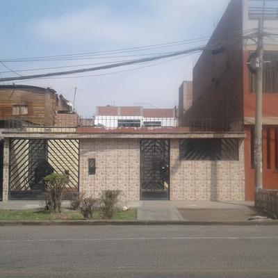 Venta De Inmueble A Espaldas De La Municipalidad Los Olivos