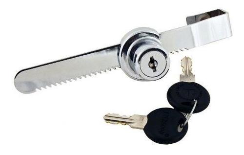 Imagen 1 de 7 de Fjm Seguridad 0220-ka Puerta Corrediza De Bloqueo Automático