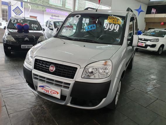Fiat Doblo 2018 / Sem Entrada / 7 Lugares