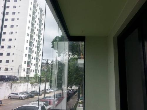 Apartamento - Venda - Ed. Jardim Botânico - Jardim Vergueiro (sacomã), 2 Dorm, 1 Vagas, 48 M - 748