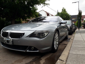 Bmw Serie 6 4.4 645 Ci Coupe Premium Stept 2005