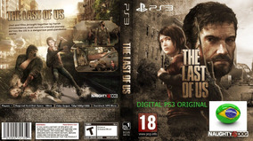 The Lest Of Us Ps3 Digital Original