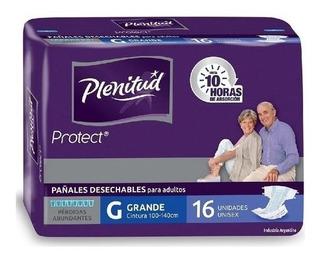 Pañales Para Adultos Plenitud Pak 5 Unid X16 Pañales G Y Xg
