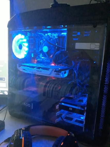 Intel I7 16gb Ddr4 Ssd Samsung Geforce Gtx 1070 8gb