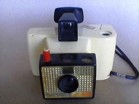 Camara Antigua Fotográfica Instantánea Polaroid Land Camera