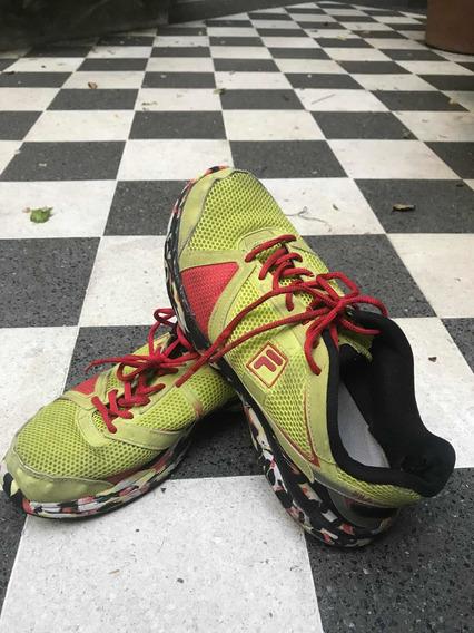 Zapatillas Para Correr Fila