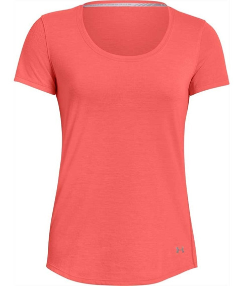 Remera Under Armour Training Streaker Mujer