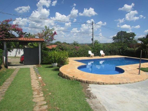 Casa De Condomínio À Venda, 4 Quartos, 12 Vagas, Condomínio Santa Inês - Itu/sp - 11249