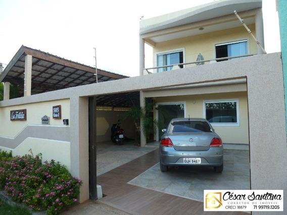 Casa Duplex Independente Praia Do Flamengo Salvador - Ca00339 - 32890643