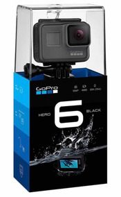 Gopro Hero 6 Black - 4k60 Hdmi