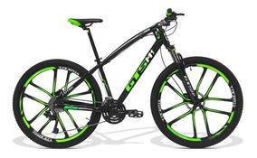 Bicicleta Gts M1 Aro 29 Freio Hidr I-vtec Abs Magnésio 27v