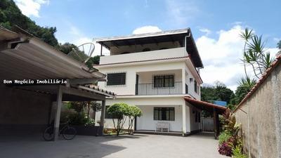 Casa Para Venda Em Guapimirim, Centro, 6 Dormitórios, 3 Banheiros, 5 Vagas - 108