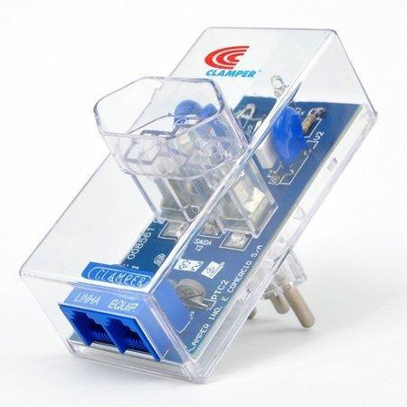 Dispositivo De Proteção Contra Raios E Surtos Elétricos D